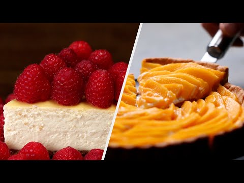 Homemade Fruit Filled Desserts ? Tasty Recipes