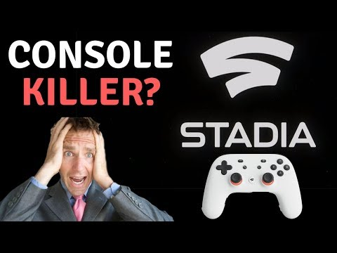 Google Stadia To End Consoles? 4K 60 FPS On Any Device? Netflix Of Video Games