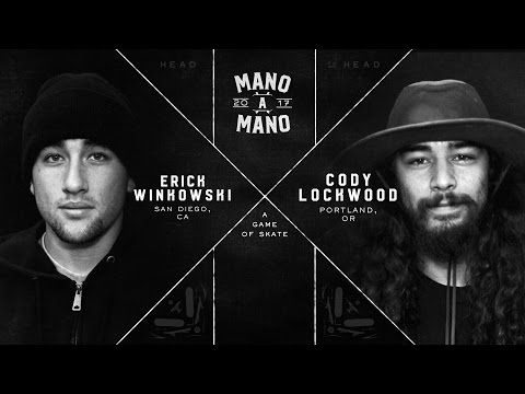 Mano A Mano 2017 - Final Four: Erick Winkowski vs. Cody Lockwood