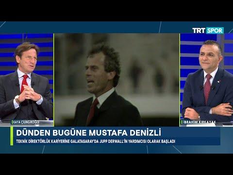 Yüz Yüze Futbol | Dünden Bugüne Mustafa Denizli