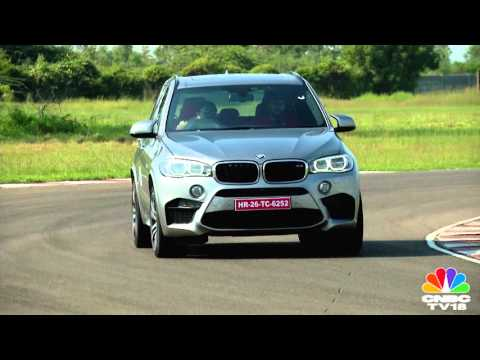 2015 BMW X6M & X5M review by OVERDRIVE