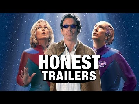 Honest Trailers | Galaxy Quest