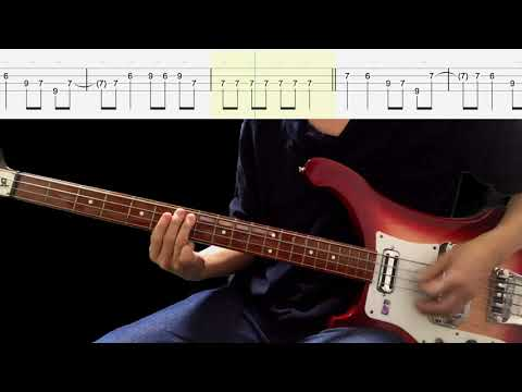 Bass TAB : Nowhere Man - The Beatles