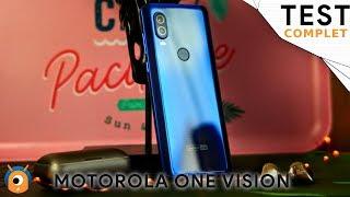 Vidéo-Test : Motorola One Vision : Le test complet d'un smartphone ANDROID ONE en 21:9 - LCDG