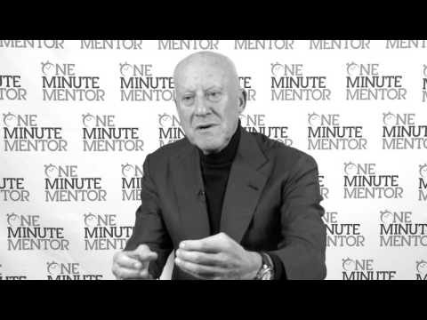 Hearst One Minute Mentor: Norman Foster on Leadership