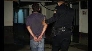 Capturan a delincuente por asaltar bus de transporte