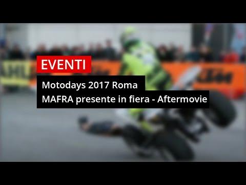 Motodays 2017 - Mafra in Fiera Roma