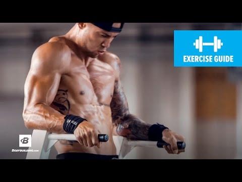 Russian Bar Dip | Exercise Guide
