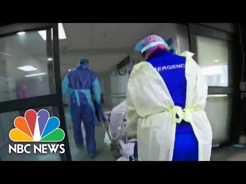 Covid Hospitalization Rate For Children Up 800 Percent In Six Months | NBC News NOW