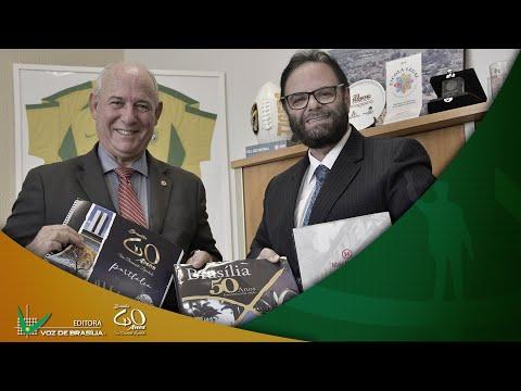 Entrevista com Walter Eustáquio, Diretor Geral do Mackenzie Brasília | Jornalista Paulo Fayad thumbnail