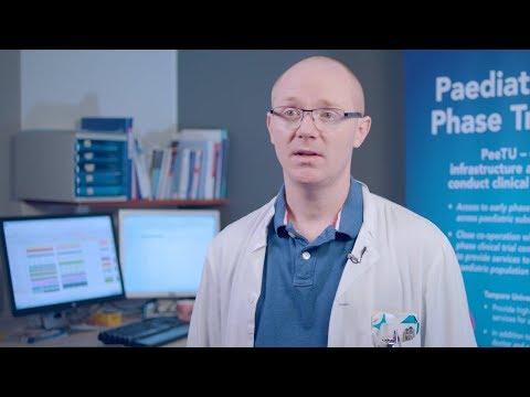 Vuoden Terveysteko 2019 -finalisti: Tays Lastenklinikka
