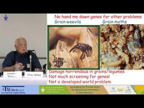 Prof. Jonathan Gressel, Weizmann Institute