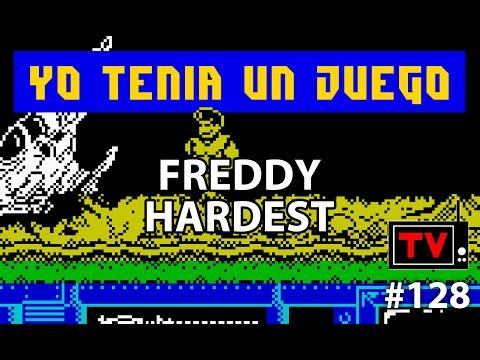 Yo Tenía Un Juego TV #128 - Freddy Hardest (ZX Spectrum)