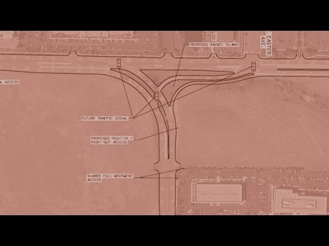 Solving Traffic Congestion with an Innovative Intersection