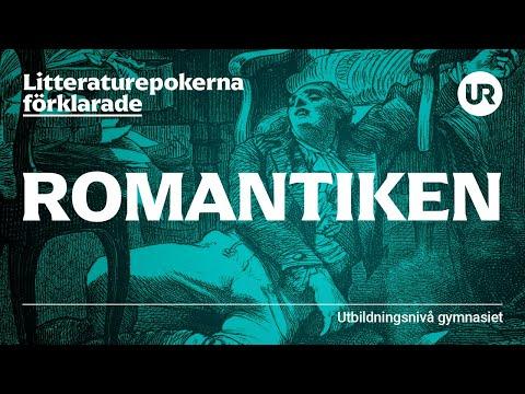 Litteraturepoken romantiken förklarad | SVENSKA | Gymnasienivå