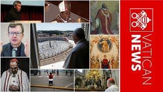 Rosario con el Papa. India. EEUU. Narradores y apologistas. Chile. Cuba. Filipinas. ONU - RV 29.5.20