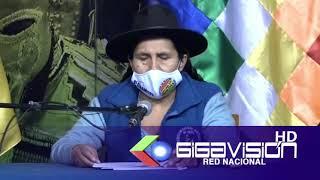 Gobierno respeta decisión de municipios de suspensión de los carnavales en Oruro, Santa Cruz y