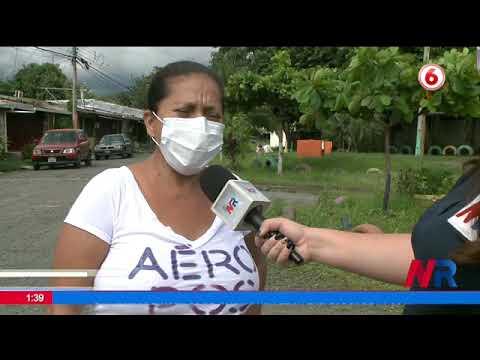60 familias sufren constantes inundaciones en Puntarenas