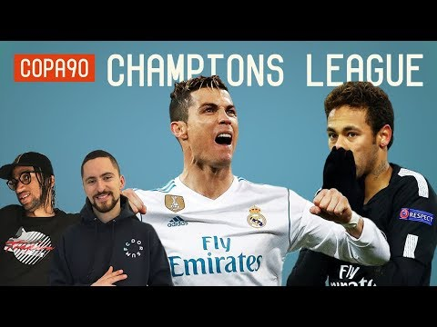 Ronaldo Makes UCL History as Real Madrid Smash PSG | Champions League Show