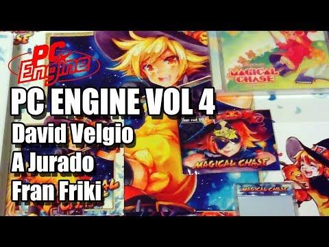 PC ENGINE JUEGOS DE NAVES VOL 4
