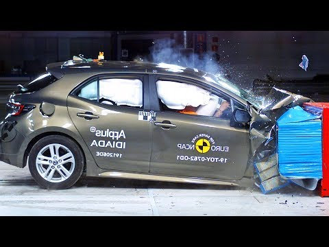 "2020 TOYOTA COROLLA ? Really Safe"""""" CRASH TEST"