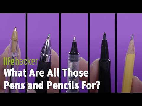 How To Pick the Perfect Pen For Your Unique Writing Needs