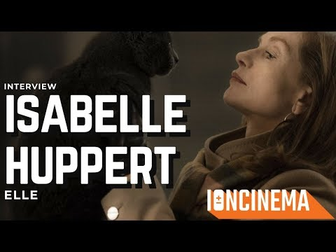 Interview: Isabelle Huppert (Paul Verhoeven's Elle)