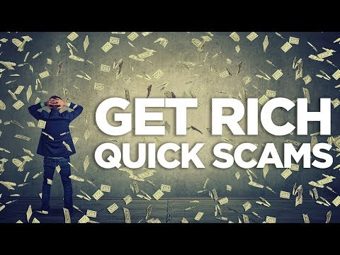 Get Rich Quick Scams - Cardone Zone photo