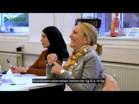Præsentationsvideo af Koordinatoruddannelsen
