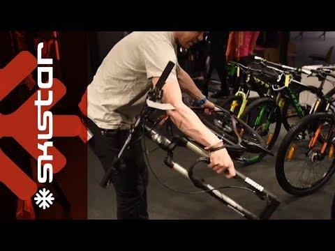 SkiStarshop - monteringsguide för cykel