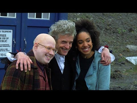 The Return of Nardole - Doctor Who