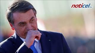 Bolsonaro se somete a test por sospecha de coronavirus