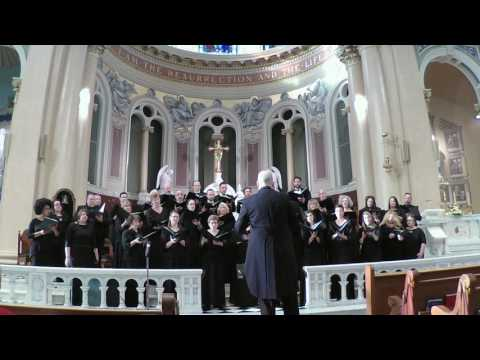 Abide With Me (Moses Hogan) - EOJAS & Voices of the Valley