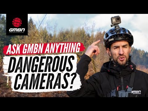 """The Dangers Of Wearing A Camera"""" 