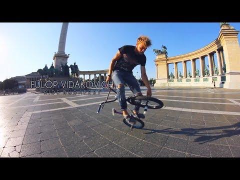 Fülöp Vidákovich - Ride Budapest