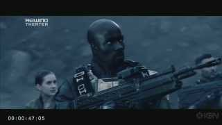 Halo: Nightfall First Trailer - Rewind Theater