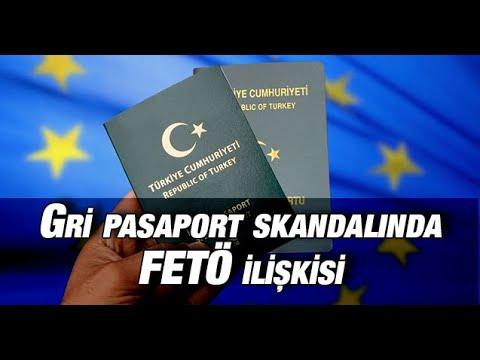 Gri pasaport skandalında FETÖ ilişkisi