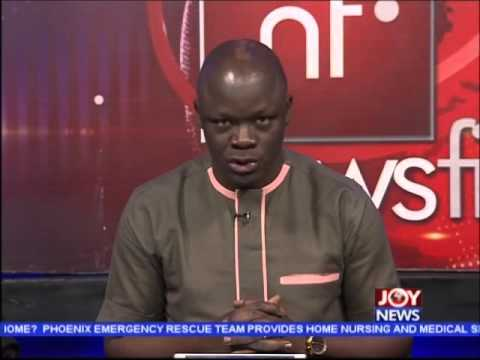 Newsfile Intro on Joy News (6-2-16)