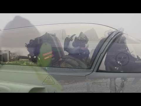 Gripen E programme: Taxi testing