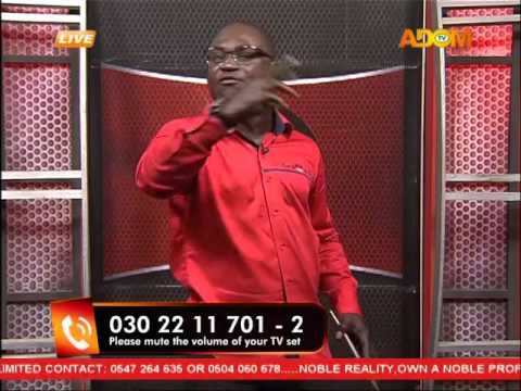 Commentary Position - Fire 4 Fire on Adom TV