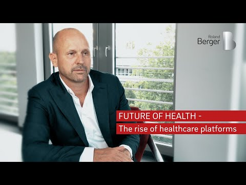Future of Health | The rise of healthcare platforms