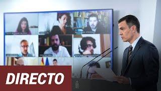 En DIRECTO   Pedro Sánchez pide la sexta y última prórroga del estado de alarma