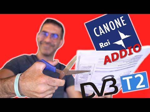 ADDIO CANONE RAI IN BOLLETTA & RITAR …