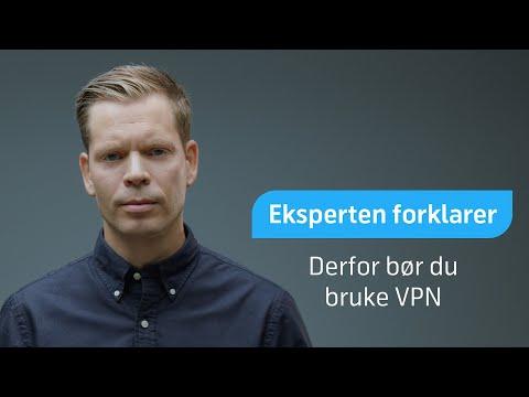 Eksperten forklarer: Derfor bør du bruke VPN på trådløse nett   Telenor Norge
