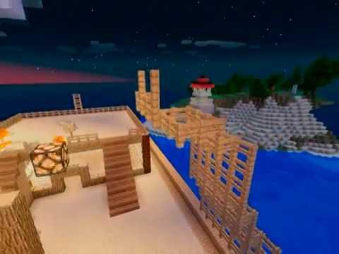 Video: Short Minecraft Action Movie -