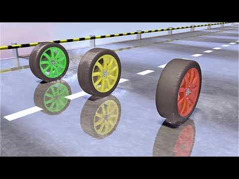 Volkswagen Servicing: Tyre Safety