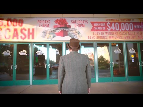 Holiday Stash The Cash - Nov/Dec 2016 Promotional Video