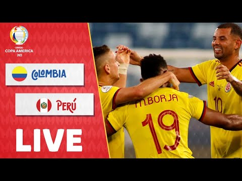🔴 Trực tiếp   Colombia - Peru   Copa America 2021   BLV Quang Huy