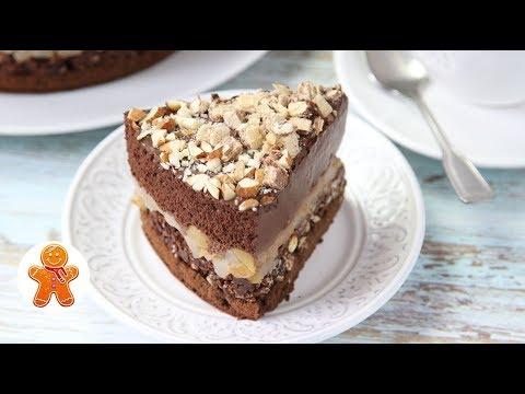 Без Сахара и Без Муки ✧ Шоколадный Торт «Крустильян»