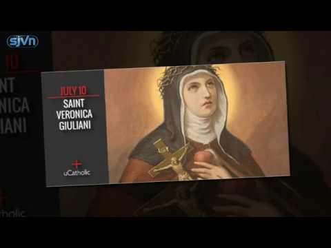 Ngày 10.07 Thánh Veronica Giuliani